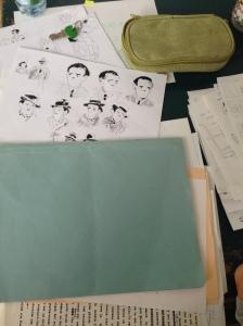 Sketchbook Alice Socal
