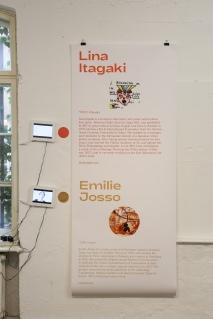 Lina Itagaki Emilie Josso